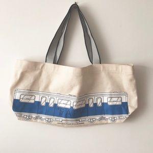 Bapy Tote Bag
